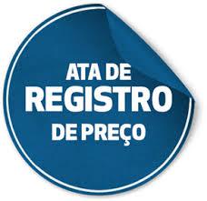 Ata de Registro de Preço Nº 01/2017