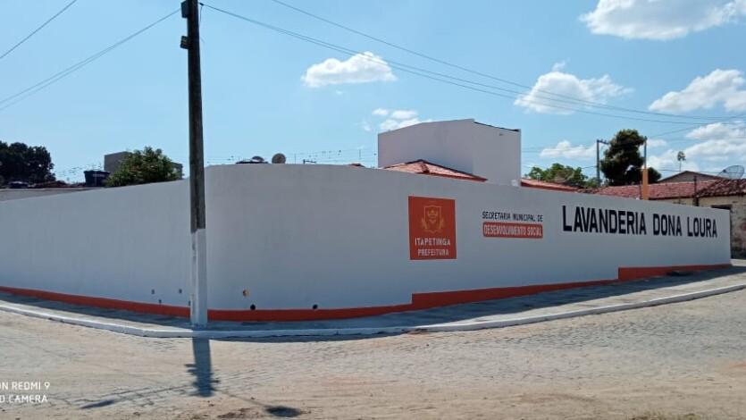 SAAE FAZ PARCERIA COM SECRETARIA DE DESENVOLVIMENTO SOCIAL PARA RECUPERAÇÃO DE LAVANDERIAS COMUNITÁRIAS